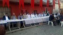 KEMAL KURT - Edirne'de Şehitler Dualarla Anıldı