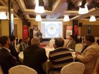 MUSTAFA KARATAŞ - Eğitim-Bir-Sen İl Divan Toplantısı Yapıldı
