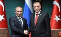 RECEP TAYYİP ERDOĞAN - Erdoğan İle Putin'den Kritik Görüşme