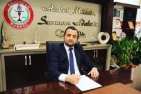 Erzincan'da Gazi Ve Şehit Yakınlarına Ücretsiz Hukuki Yardım