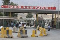 BARZANI - Habur Sınır Kapısı Tek Taraflı Kapatıldı
