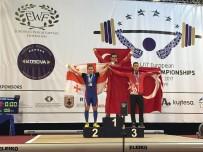 TAŞPıNAR - Halter Şampiyonasında Millilerden 30 Madalya