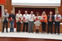 BELEDİYE BAŞKANI - Hizmet Binası Proje Yarışmasında Dereceye Girenlere Ödülleri Verildi