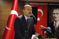 SÜLEYMAN SOYLU - Soylu: Bundan sonra pasaport ve ehliyeti nüfus idaresi verecek