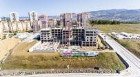 BELDE BELEDİYESİ - İlkadım'da Yeni Hizmet Binası Yükseliyor