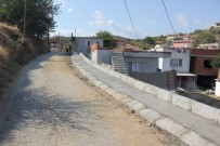 İSTİNAT DUVARI - İstinat Duvarı Su Baskınlarının Önüne Geçecek