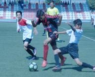RAMAZAN ÖZCAN - Kayseri U-14 Futbol Ligi A Grubu