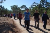 KMÜ, Personeli Sağlıklı Yaşam İçin Yürüdü