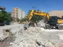 PİKNİK ALANLARI - Mardin Dargeçit'te Büyükşehir'den Çevre Düzenlemesi