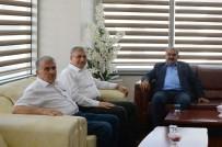 HALIL ETYEMEZ - Milletvekili Etyemez'den Konya SMMMO'ya Ziyaret
