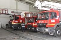 BİNA YANGINI - Niğde'de Yangın Olayları Azaldı