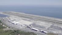 GÜMRÜK KAPISI - Ordu-Giresun Havalimanına DVOR Cihazı Kuruldu