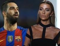 HACI SABANCI - Özge Ulusoy ile Arda Turan aşk mı yaşıyor?