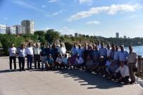 BELEDİYE BAŞKANI - Şehzadeler'in Muhtarları Antalya'da Stres Attı
