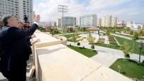 DENİZ FENERİ - Selçuklu Ve Osmanlı Mimarisinden İzler Taşıyan 'Ecdat Parkı' Tamamlandı