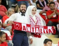 MUSA ÇAĞıRAN - Süper Lig Açıklaması Antalyaspor Açıklaması 2 - Osmanlıspor Açıklaması 0 (İlk Yarı)