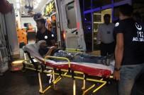 Suriye'de El Yapımı Patlayıcı İnfilak Etti Açıklaması 2 Yaralı