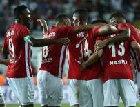 AHMET ŞİMŞEK - Antalyaspor - Osmanlıspor: 3-0