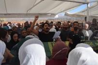 EZİLENLERİN SOSYALİST PARTİSİ - Tunceli'de Teröre Lanet Yağdı