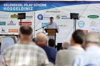 CAMİ İNŞAATI - Türel Açıklaması 'Turistler Ulu Cami'yi Görmek İçin Sıraya Girecek'
