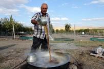 BAĞ BOZUMU - Yozgat'ta Kazanlar Pekmez İçin Kaynıyor
