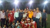BELEDİYE BAŞKANI - Yuntdağ'da Şampiyon Pelitalan Oldu