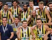 BASKETBOL TURNUVASI - Şampiyon Fenerbahçe Doğuş