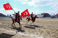 HALK EKMEK - 7'Nci Sultangazi Belediyesi Geleneksel Atlı Cirit Müsabakaları Başlıyor