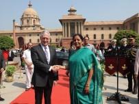 NARENDRA MODI - ABD Savunma Bakanı Mattis Hindistan'da