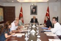 İSMAİL HAKKI ERTAŞ - Adana'daki Eğitim Yatırımları Değerlendirildi