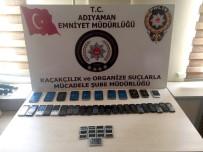 KAÇAK CEP TELEFONU - Adıyaman'da Kaçak Cep Telefonu Ele Geçirildi