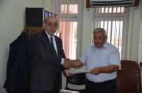 Ak Parti Kargı İlçe Başkanı Özdemir Mazbatasını Aldı