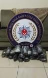 Aksaray'da Yolcu Otobüsünde 11 Kilo Esrar Ele Geçirildi