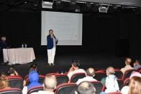 YAZI KARAKTERİ - Alanya Belediyesi Eğitim Seminerleri Devam Ediyor