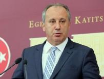 İSMAIL KÜÇÜKKAYA - Ankara için Muharrem İnce iddiası