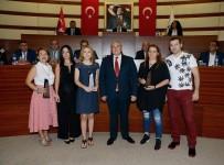 VİTRİN - Antalya'nın En Güzel Vitrinleri Ödüllendirildi