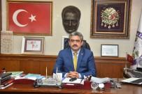 HALUK ALICIK - Belediye Başkanı Haluk Alıcık'ın Türk Dil Bayramı Mesajı