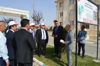 HASTANELER BİRLİĞİ - Besni'de 'Sağlıklı Yaşam Yolu' Projesinin Açılışı Yapıldı