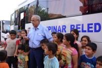 DENİZ FENERİ - Ceylanpınar Belediyesinden STK'lara Destek