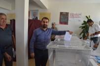 KESMETEPE - CHP Besni Teşkilatında Delege Seçimi Yapıldı