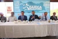 ÖMER KARAMAN - Darıca'da Maraton Heyecanı Başladı