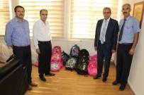 AHMET YESEVI - Demirkol, Ahmet Yesevi İlkokulunda Öğrencilerle Buluştu