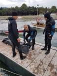 KAYTAZDERE - Denizde Kaybolan Şahsın Cesedine Ulaşıldı