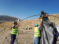 HELENISTIK - Dinar'daki Tarihi Roma Tiyatrosu İçin Kazı Çalışması Başlıyor