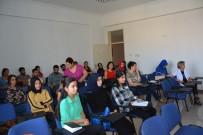 HUKUK FAKÜLTESI - DÜ'de Toplumsal Hayat Ve Hukuk Konulu Konferans Verildi