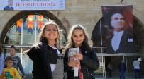 İSMAİL SAYMAZ - Edirne'de 5. Kitap Fuarı