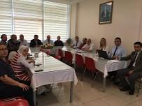 İSMAIL KARA - Eğitim Araştırma Hastanesinde Değerlendirme Toplantısı