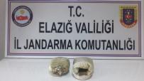 Elazığ'da 2 Şüpheli 2,5 Kilogram Toz Esrarla Yakalandı