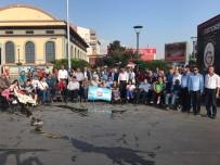 ENGELLİ VATANDAŞ - Engelliler Büyükşehir İle Ayvalık Turu Yaptı