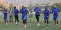 ORDUZU - Evkur Yeni Malatyaspor'da Atiket Konyaspor Mesaisi Başladı